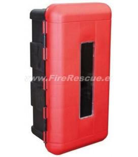 FIRE EXTINGUISHER PVC CABINET 6 KG/L - UK