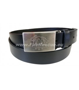 GZS FIREFIGHTERS LEATHER BELT