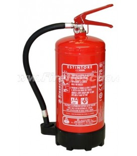 PII FIRE EXTINGUISHER FOAM BIOVERSAL 6 L