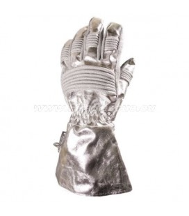 SEIZ FIREFIGHTER GLOVES FIRE-FIGHTER SILVER