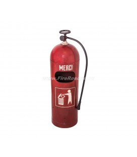TRESH CAN FIRE EXTINGUISHER